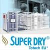 DuperDry Totech EU Dry Tower tørkerom
