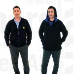 Sweatshirt og cardigan i ESD