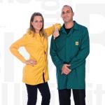 ESD frakker og jakker i mange farger!