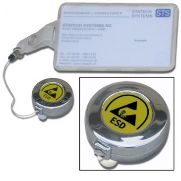 ID-kortholder med snelle ESD