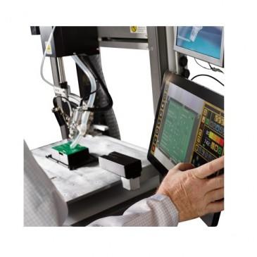 Metcal RSS-1000 lodderobot i bruk