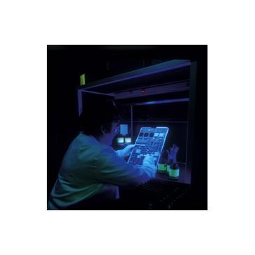 UV-inspeksjons arbeidsboks