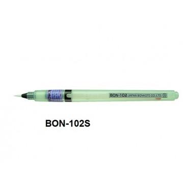 Flusspenn med liten myk børste