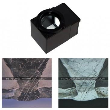 Coaxial lys for Tagarno mikroskoper